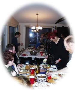 Photo of Thanksgiving 2000
